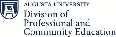 Augusta University | MyCAA